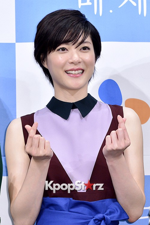 Juri Ueno Attends a Press Conference of Web Drama 'Secret Message' - Oct 28, 2015key=>24 count38