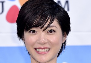 Juri Ueno Attends a Press Conference of Web Drama 'Secret Message' - Oct 28, 2015