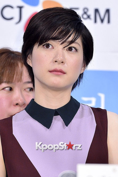 Juri Ueno Attends a Press Conference of Web Drama 'Secret Message' - Oct 28, 2015key=>32 count38