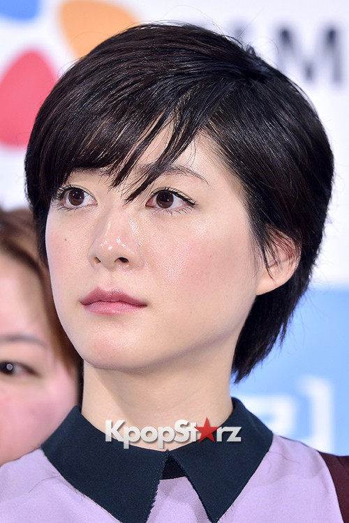 Juri Ueno Attends a Press Conference of Web Drama 'Secret Message' - Oct 28, 2015key=>37 count38