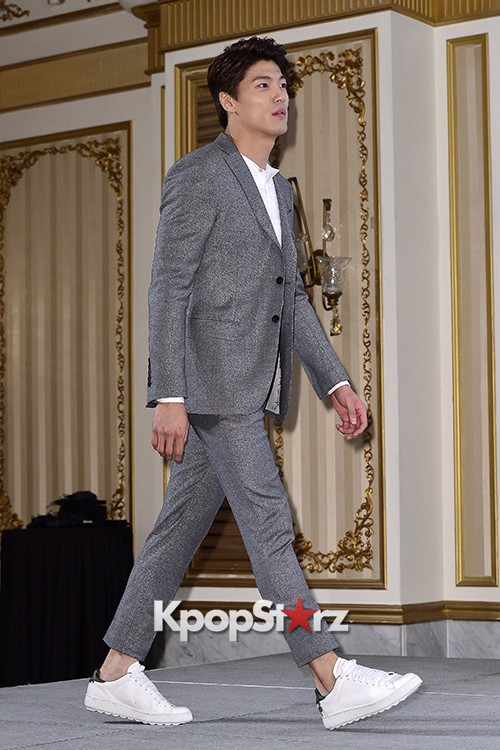 Press Conference of Web Drama 'Secret Message' - Oct 28, 2015key=>8 count30