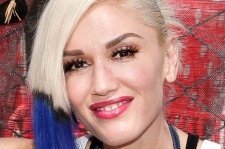Gwen Stefani at the Feeding America Holiday Harvest event.