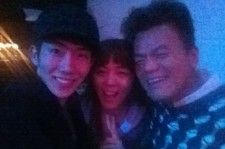 Jokwon, Sunae and JYP