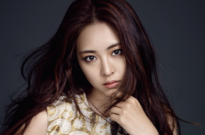 actress Lee Yeon Hee allure magazine november 2015 photoshoot makeup