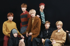 Monsta X Vogue Girl November 2015 Photoshoot Fashion