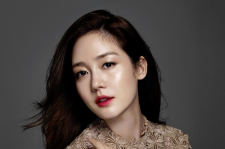 korean actress Sung Yu Ri @star1 magazine september 2015 photoshoot makeup