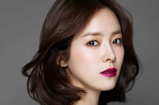 Han Ji Min Cosmopolitan Magazine November 2015 Photoshoot makeup