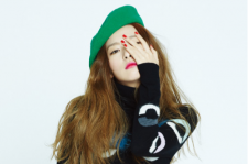 red velvet elle magazine november 2015 photos fashion