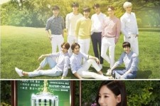 EXO and Taeyeon Renew Contracts Nature Republic
