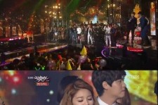 K-Pop Idols Come Together for Christmas Stage on 'Music Bank'