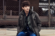 TVXQ Changmin Grazia Magazine November 2015 Photos
