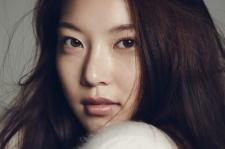 korean actress gong seung yeon elle magazine november 2015 photos