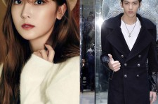 Jessica Jung and Kris