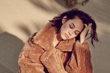 Kiko Mizhara Cosmopolitan Magazine November 2015 Photoshoot Fashion