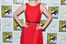 Kari Wahlgren, one of the voice talents for