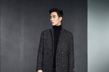 Kim Soo Hyun ZIOZIA Fall Winter 2015 photos