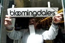 Bloomingdale's store.