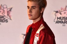 Justin Bieber at the 17th NRJ Music Awards.
