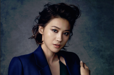Yoo In Young instyle magazine november 2015 photos