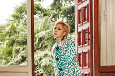Kim Na Young InStyle Magazine November 2015 photos
