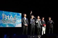Fun at B1A4 Adventure 2015 Live in Dallas