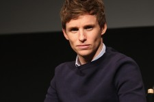 Eddie Redmayne at the The Academy Of Motion Picture Arts And Sciences screening of