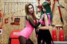 EXID are flawless in comeback images + video for