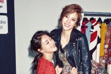 Son Dam Bi Kang Seung Hyun InStyle Magazine November 2015 photoshoot