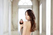 Choi Yeo Jin nina ricci l'extase perfume 2015