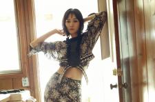 bae doo na w korea december magazine 2015 photos