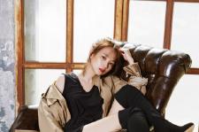 Yoon Seung Ah instyle magazine november 2015 photos fashion