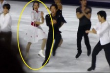 Japan Figure Skater Asada Mao Joins in on the 'Horse-Riding' Dance