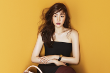 Kim Yuna Elle Magazine November 2015 Photos