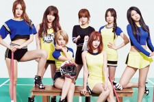 AOA chosen to host SNL Korea