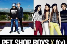 Iconic UK electro-pop duo, Pet Shop Boys, will join f(x) for a special collaborative MAMA stage.