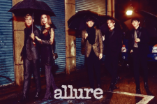 seventeen kpop allure magazine december 2015 photoshoot