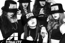 4Minute Latin America tour