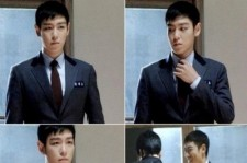 Big Bang T.O.P Clean Suit Style, 'Chic Fit'
