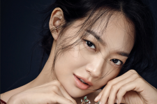 shin min ah elle magazine december 2015 photos