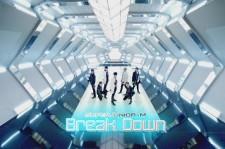 Super Junior-M Comeback Image Teaser of 'Break Down'