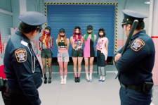 a scene from EXID's