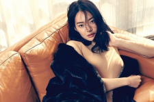 shin min ah arena homme+ magazine december 2015 photos