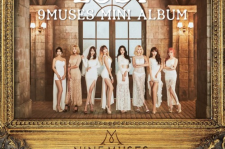 album cover for Nine Muses's