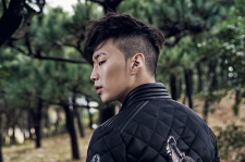 Jay Park The Celebrity Magazine December 2015 Photos