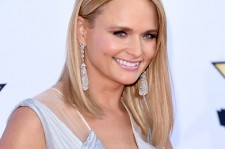 Miranda Lambert at the 50th Academy Of Country Music Awards.