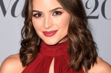 Olivia Culpo at the 2015 InStyle Awards - Red Carpet.
