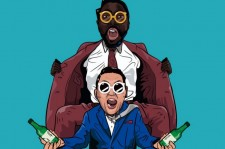 Psy Pays Homage To Black Eyed Peas Frontman Will.i.am?