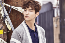 TVXQ's Shim Changmin grazia magazine november 2015 photos