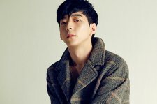 Park Yoo Hwan Marie Claire magazine December 2015 photos
