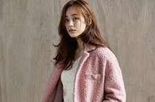 Kim Hyo Jin marie claire magazine december 2015 photos